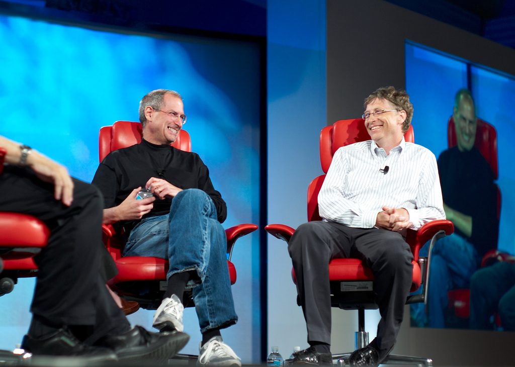 What makes these men so successful?
