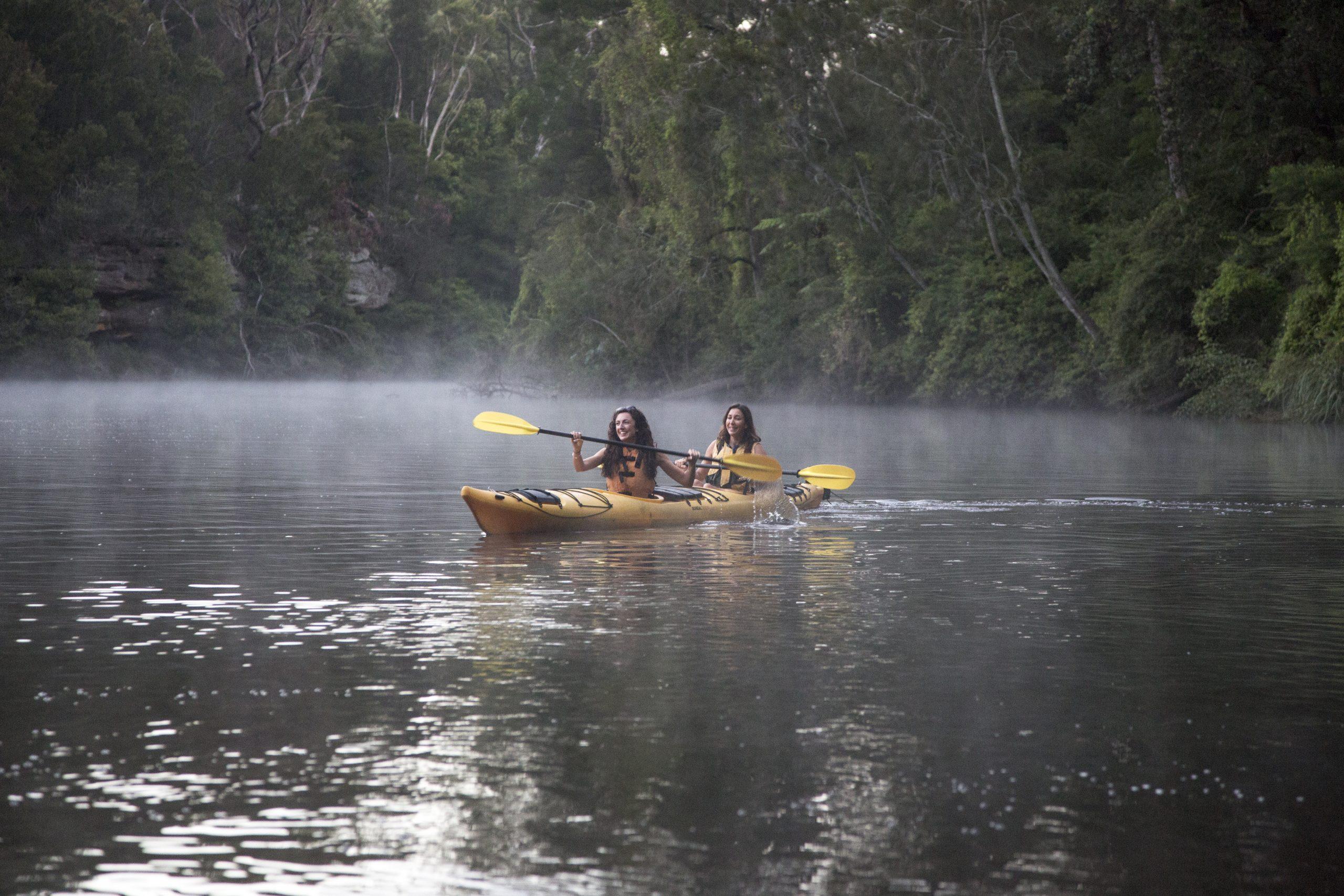 HelloSundayMorning-kayak