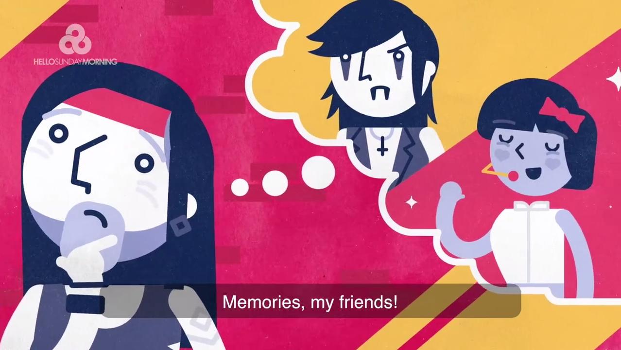 Memories, my friends!