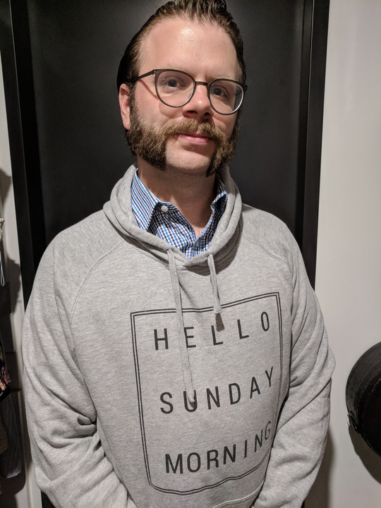 Men and alcohol: Hello Sunday Morning does Movember