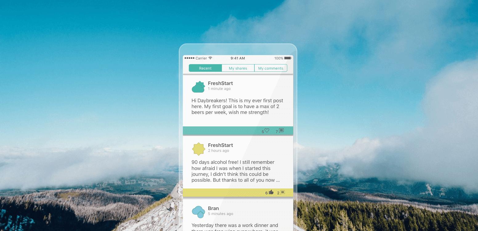 Daybreak app